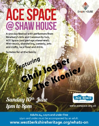 ACE Space @ Shaw House